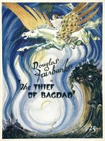 The Thief of Bagdad movie poster (1924) picture MOV_21e71851