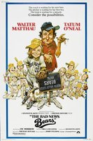 The Bad News Bears movie poster (1976) picture MOV_6ced6b12