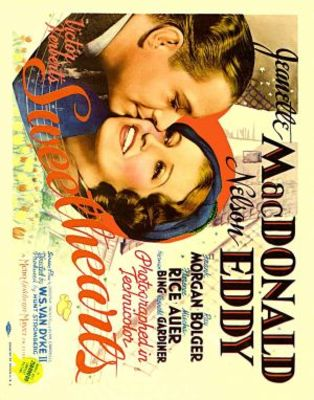 Sweethearts movie poster (1938) poster MOV_6cf7c741