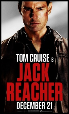 Jack Reacher movie poster (2012) poster MOV_6cf8d27d
