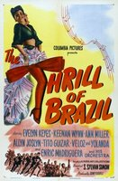 The Thrill of Brazil movie poster (1946) picture MOV_6cf90fef