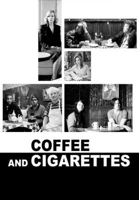 Coffee and Cigarettes movie poster (2003) poster MOV_6cf9c7bd