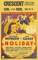 Holiday movie poster (1938) picture MOV_6cfc11fa