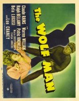 The Wolf Man movie poster (1941) picture MOV_6d034474
