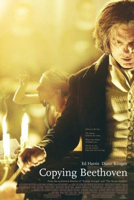 Copying Beethoven movie poster (2006) poster MOV_6d062c2b