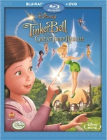 Tinker Bell and the Great Fairy Rescue movie poster (2010) picture MOV_6d085ce1