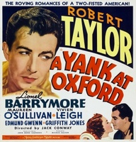 A Yank at Oxford movie poster (1938) picture MOV_6d0aecc7