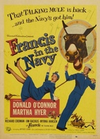 Francis in the Navy movie poster (1955) picture MOV_6d182047