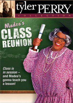 Madea's Class Reunion movie poster (2003) poster MOV_6d197b19