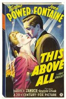 This Above All movie poster (1942) picture MOV_6d1a198f