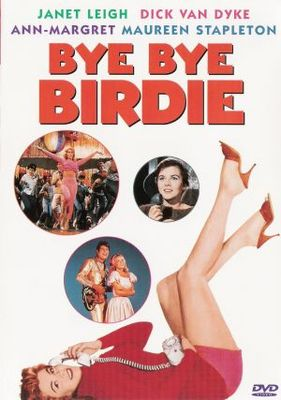 Bye Bye Birdie movie poster (1963) poster MOV_6d1e6516