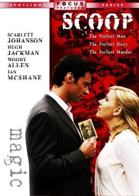Scoop movie poster (2006) poster MOV_6d218116
