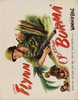 Objective, Burma! movie poster (1945) picture MOV_6d283441