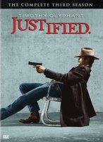 Justified movie poster (2010) picture MOV_6d2951a5