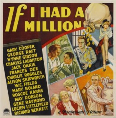 If I Had a Million movie poster (1932) poster MOV_6d29c957