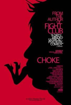 Choke movie poster (2008) poster MOV_6d2d70af