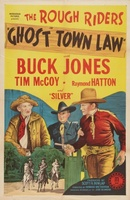 Ghost Town Law movie poster (1942) picture MOV_6d2f84f0