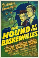 The Hound of the Baskervilles movie poster (1939) picture MOV_6d2fb3bd