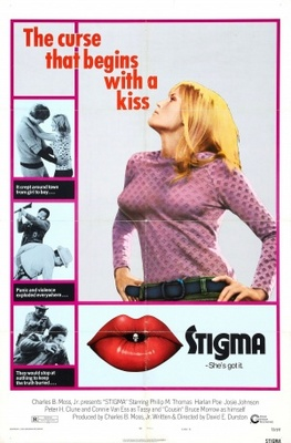 Stigma movie poster (1972) poster MOV_6d303a57
