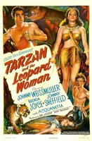 Tarzan and the Leopard Woman movie poster (1946) picture MOV_6d38dbf3