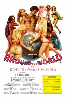 Around the World with John 'The Wadd' Holmes movie poster (1975) poster MOV_6d3b12a9
