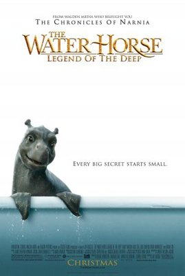 The Water Horse movie poster (2007) poster MOV_6d3d142a