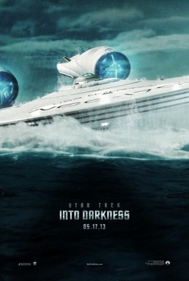 Star Trek Into Darkness movie poster (2013) poster MOV_6d3f5d10