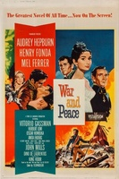 War and Peace movie poster (1956) picture MOV_6d4e379f