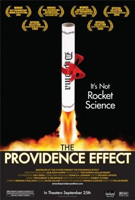 The Providence Effect movie poster (2009) poster MOV_6d4fcd87