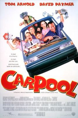 Carpool movie poster (1996) poster MOV_6d5a5bab