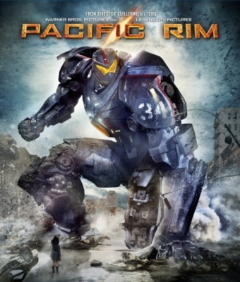 Pacific Rim movie poster (2013) poster MOV_6d5d40b6