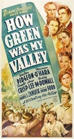 How Green Was My Valley movie poster (1941) picture MOV_6d5ebf70