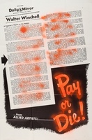 Pay or Die movie poster (1960) picture MOV_6d5f3a98