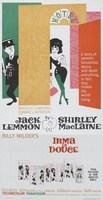 Irma la Douce movie poster (1963) picture MOV_2bed4351