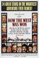 How the West Was Won movie poster (1962) picture MOV_6d640fae