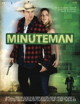 Minuteman movie poster (2011) poster MOV_6d6a549b