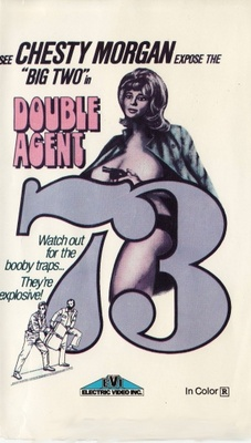 Double Agent 73 movie poster (1974) poster MOV_6d6ced35
