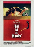 Dial M for Murder movie poster (1954) picture MOV_6d6e547c