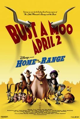 Home On The Range movie poster (2004) poster MOV_6d737bb2
