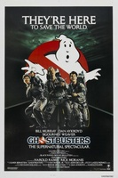 Ghost Busters movie poster (1984) picture MOV_6d785ad7