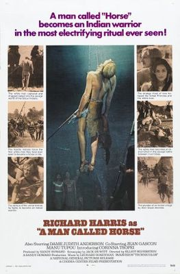 A Man Called Horse movie poster (1970) poster MOV_6d78fb51