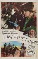 Law of the Pampas movie poster (1939) picture MOV_6d797ff7