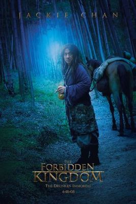 The Forbidden Kingdom movie poster (2008) poster MOV_6d87596a