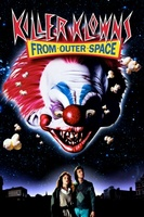 Killer Klowns from Outer Space movie poster (1988) picture MOV_6d87e894