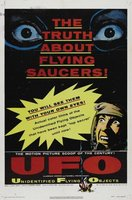 Unidentified Flying Objects: The True Story of Flying Saucers movie poster (1956) picture MOV_6d8ae784