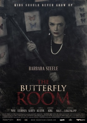 The Butterfly Room movie poster (2012) poster MOV_6d8c2961