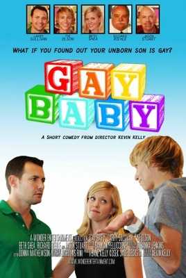 Gay Baby movie poster (2010) poster MOV_6d934396