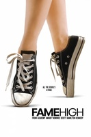 Fame High movie poster (2012) picture MOV_6d95137f