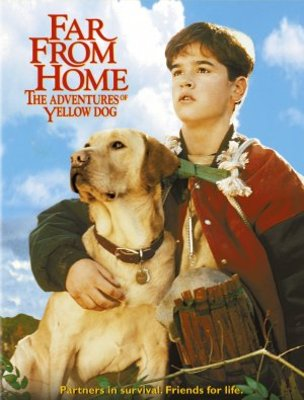 Far from Home: The Adventures of Yellow Dog movie poster (1995) poster MOV_6d9fb5e2