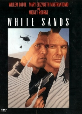 White Sands movie poster (1992) poster MOV_6da516b2